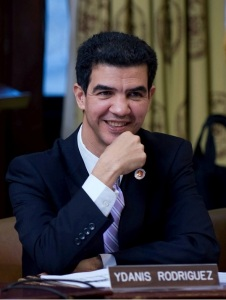 NYC Council Transportation Committee Chair Ydanis Rodriguez