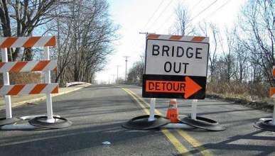 Bridge-out